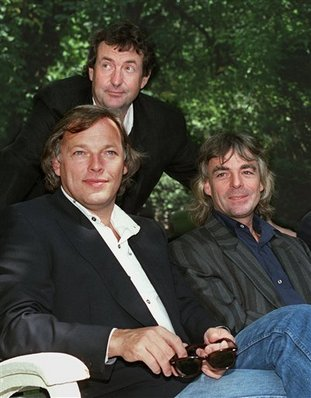 Pink Floyd - Gilmour, Mason, Wright