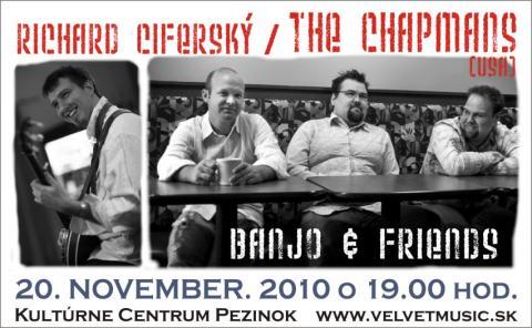 Richard Ciferský & Chapmans