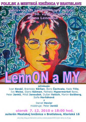 LennON a MY