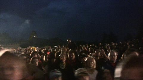 Atmosféra na festivale