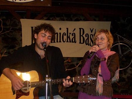 Bystrík a Lenka Ferenčíková