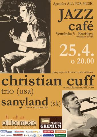 Christian Cuff