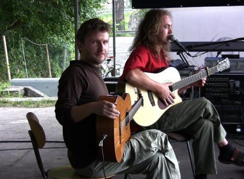 Martin Libič a Rado Bútora (sprava)