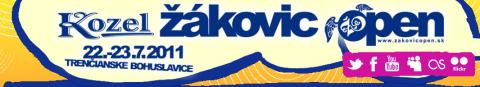 Zakovic Open 2011