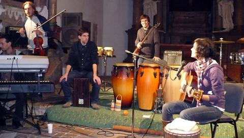 Martina Javorová a band